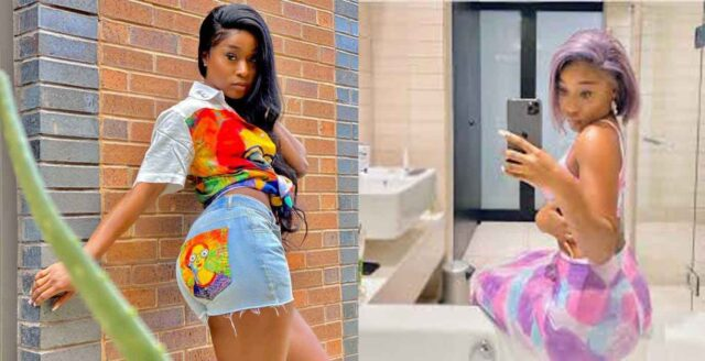 """""""I love yahoo boys because they know how to spend"""" – Actress, Efia Odo"""
