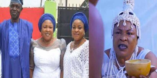 Orisabunmi's nephew denies claims she and her siblings died from COVID19