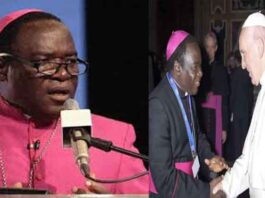 Pope Francis appoints Bishop Kukah into Pontifical Council for human rights