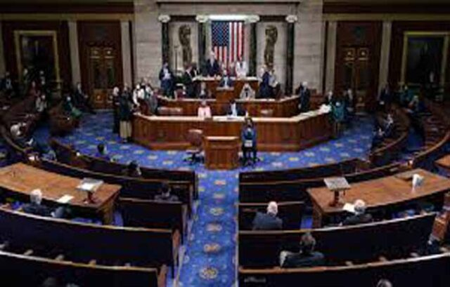 US House passes resolution calling to remove President Trump by 25th Amendment