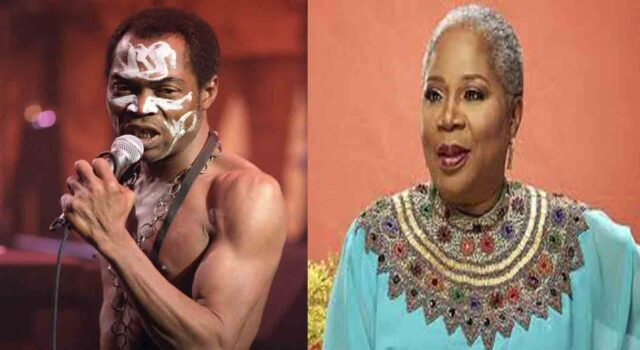 Why I rejected marriage proposal from Fela – Onyeka Onwenu