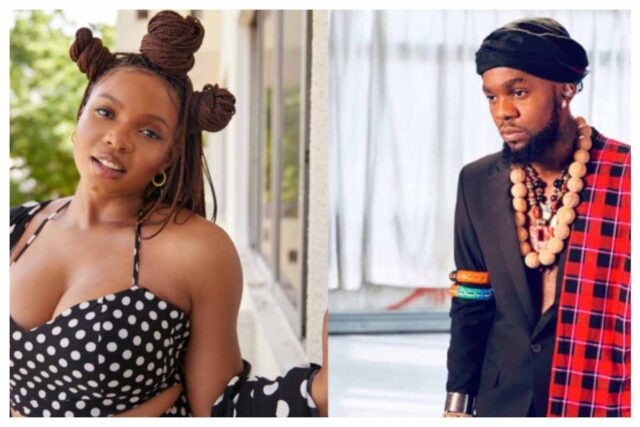 Yemi Alade and Patoranking spark dating rumour