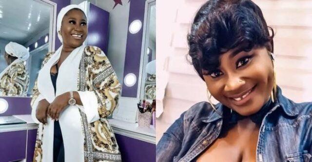 I agree. Broke women don't deserve a man — Actress Yetunde Bakare